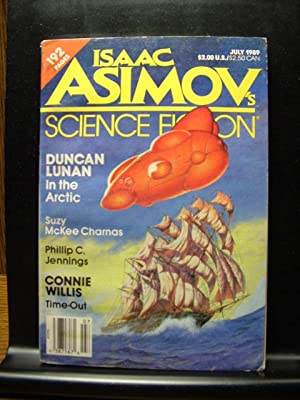 ISAAC ASIMOV'S SCIENCE FICTION - Jul, 1989: Connie Willis ---