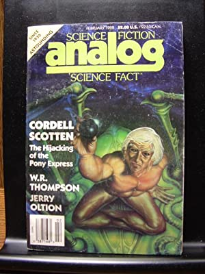 ANALOG - Feb, 1989: Cordell Scotten ---