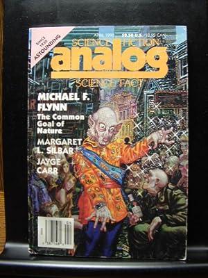 ANALOG - Apr, 1990: Michael F. Flynn