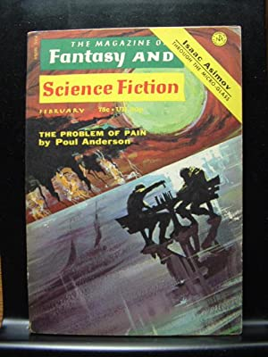 FANTASY AND SCIENCE FICTION - Feb, 1973: Poul Anderson ---