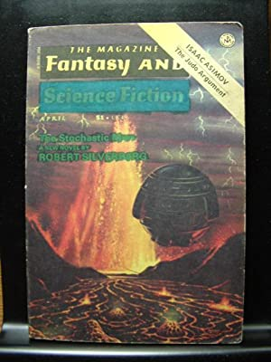 FANTASY AND SCIENCE FICTION - Apr, 1975