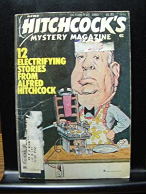 ALFRED HITCHCOCK'S MYSTERY - Oct 27, 1980: Hitchcock, Alfred -