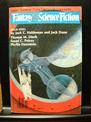FANTASY AND SCIENCE FICTION - Feb, 1982