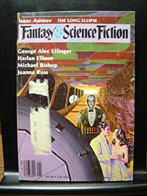 FANTASY AND SCIENCE FICTION - Jan, 1982