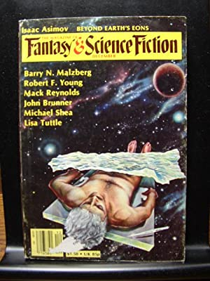 FANTASY AND SCIENCE FICTION - Dec, 1980