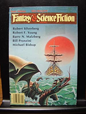FANTASY AND SCIENCE FICTION - Jan, 1980