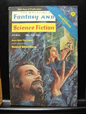 FANTASY AND SCIENCE FICTION - Apr, 1974