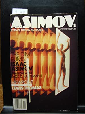 ISAAC ASIMOV'S SCIENCE FICTION - Oct, 1982