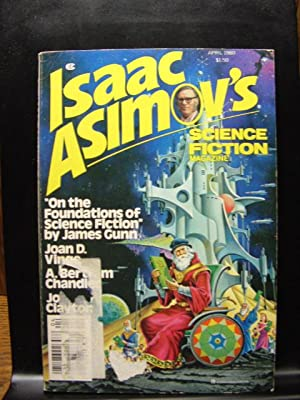 ISAAC ASIMOV'S SCIENCE FICTION - Apr, 1980