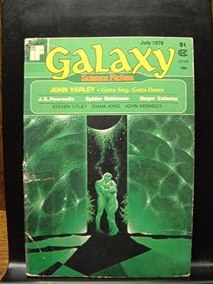 GALAXY SCIENCE FICTION - Jul, 1976: John Varley ---