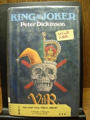KING & JOKER: Dickinson, Peter