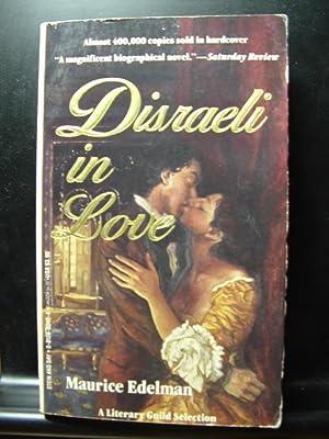 DISRAELI IN LOVE / BARRY LYNDON: Edelman, Maurice /
