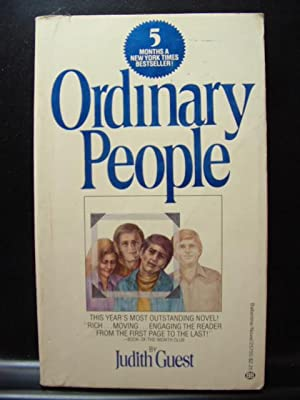 an analysis of the character of conrad in ordinary people by judith guest In ordinary people, by judith guest  this can be seen through conrad himself a critical response on judith guest's ordinary people describing character.