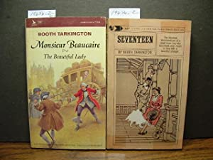 MONSIEUR BEAUCAIRE AND THE BEAUTIFUL LADY /: Tarkington, Booth