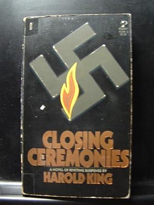 CLOSING CEREMONIES/THE TASKMASTER: King, Harold