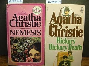 NEMESIS / HICKORY DICKORY DEATH: Christie, Agatha