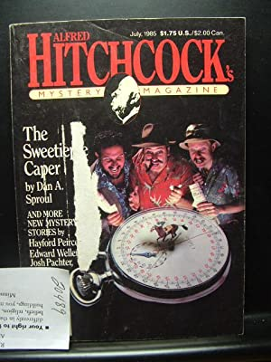 ALFRED HITCHCOCK'S MYSTERY - Jul, 1985: Hitchcock, Alfred /Dan