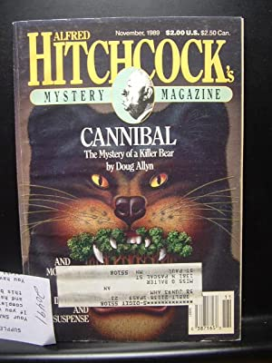 ALFRED HITCHCOCK'S MYSTERY - Nov, 1989: Hitchcock, Alfred/Kenneth Gavrell