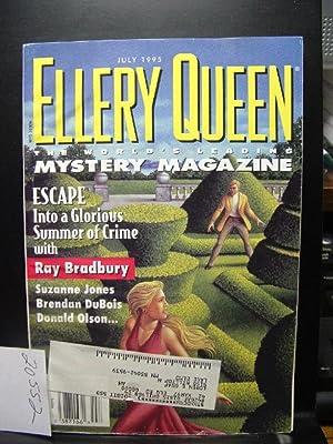 ELLERY QUEEN'S MYSTERY - Jul, 1995: ELLERY QUEEN /