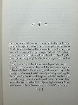 THE PURPLE PLAIN: Bates, H.E.