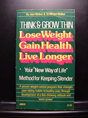 LOSE WEIGHT/GAIN HEALTH/LIVE LONGER