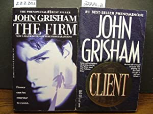 THE CLIENT / THE FIRM: Grisham, John