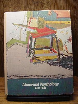 ABNORMAL PSYCHOLOGY: Haas, Kurt