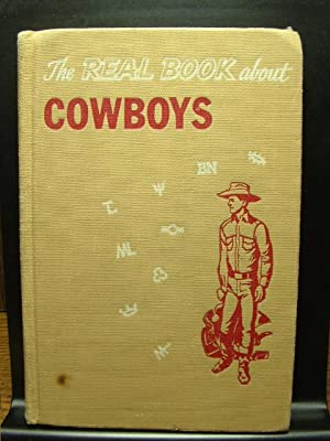 THE REAL BOOK ABOUT COWBOYS: Gorham, Michael