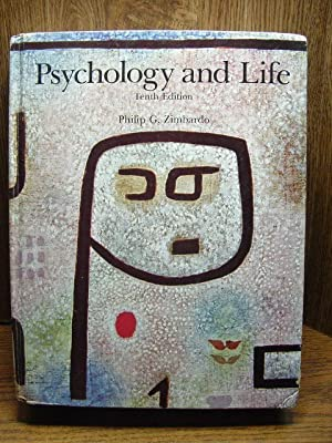 PSYCHOLOGY AND LIFE (10th edition)