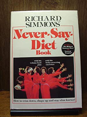 RICHARD SIMMON'S NEVER-SAY-DIET BOOK