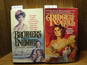 RIDGE OF GOLD / BROTHERS AND ENEMIES: Brown, James Ambrose