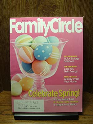 FAMILY CIRCLE MAGAZINE - APRIL 2006: Family Circle