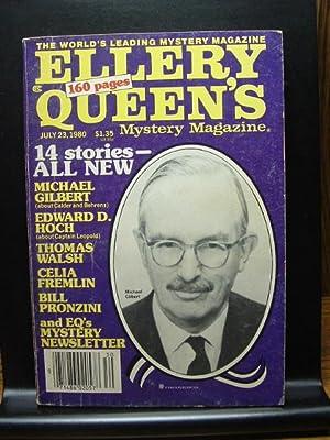 ELLERY QUEEN'S MYSTERY - Jul 23, 1980: Michael Gilbert ---