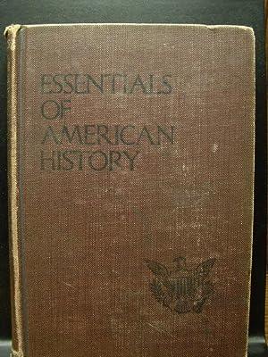 ESSENTIALS OF AMERICAN HISTORY: Lawler, Thomas Bonaventure