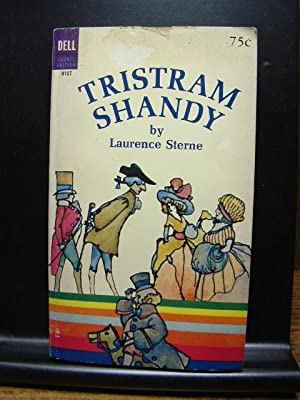 TRISTRAM SHANDY - The Life and Opinions: Sterne, Laurence