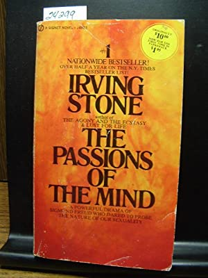 THE PASSIONS OF THE MIND - A: Stone, Irving