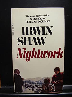 NIGHTWORK / RICH MAN, POOR MAN: Shaw, Irwin