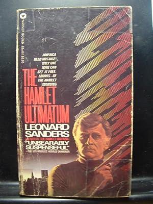 THE HAMLET ULTIMATUM: Sanders, Leonard