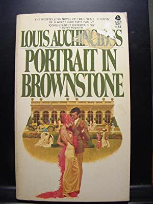 PORTRAIT IN BROWNSTONE: Auchincloss, Louis
