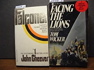 FALCONER / FACING THE LIONS