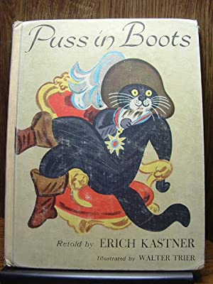 PUSS IN BOOTS: Kastner, Erich (Retold