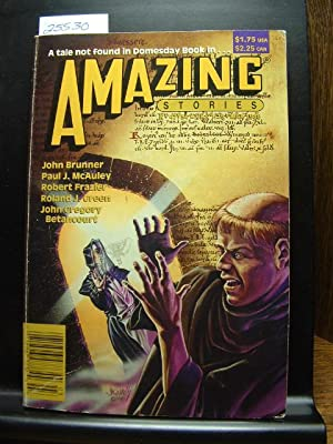 AMAZING SCIENCE FICTION - Mar, 1988