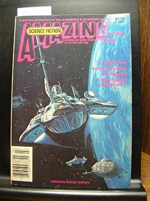 AMAZING SCIENCE FICTION - Jul, 1983: Rand B. Lee