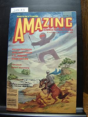 AMAZING SCIENCE FICTION - Sep, 1985
