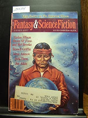 FANTASY AND SCIENCE FICTION - Feb, 1988