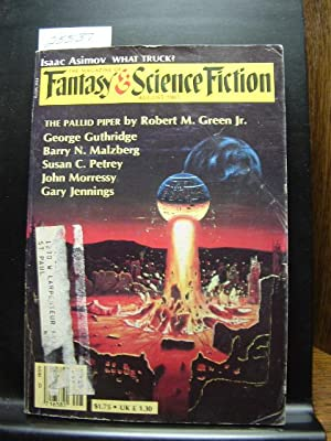 FANTASY AND SCIENCE FICTION - Aug, 1983