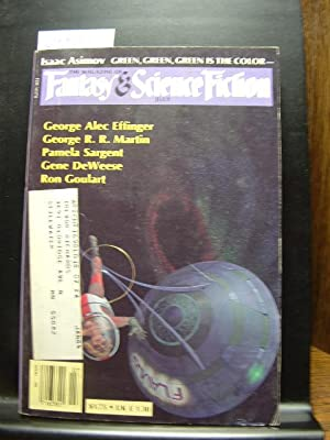 FANTASY AND SCIENCE FICTION - Jul, 1983