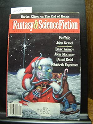 FANTASY AND SCIENCE FICTION - Jan, 1991