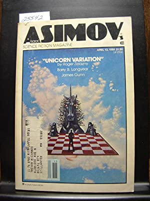 ISAAC ASIMOV'S SCIENCE FICTION - Apr 13, 1981
