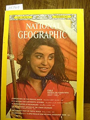 NATIONAL GEOGRAPHIC MAGAZINE, VOLUME 144, NO. 4, OCTOBER, 1973